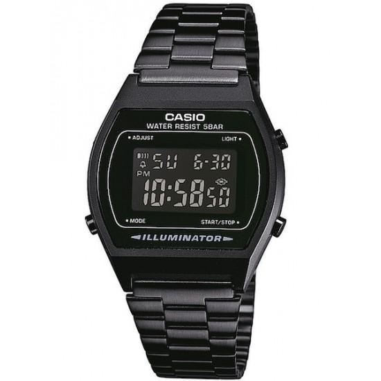 Ceas CASIO VINTAGE UNISEX BLACK B-640WB-1B