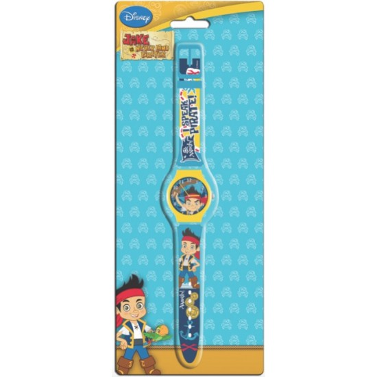 Ceas Junior Walt Disney Kids Model Jake Piratul - Blister pack 561154