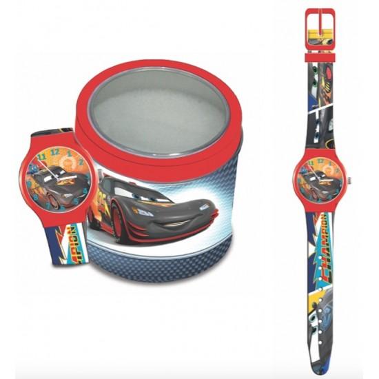 Ceas Junior Walt Disney Kids Pixar Model Cars - 561238